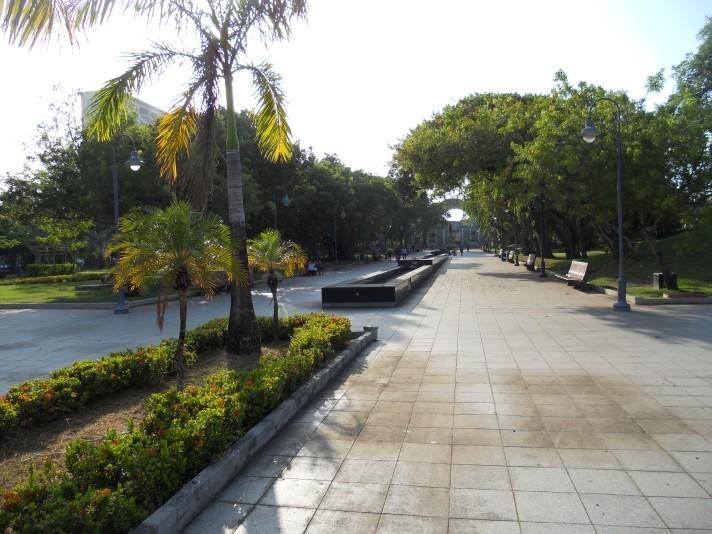 San Juan Puerto Rico, Munoz Rivera Park of the ages