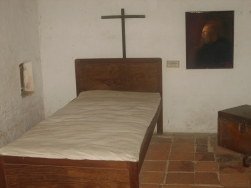 Pedro Clavers bed