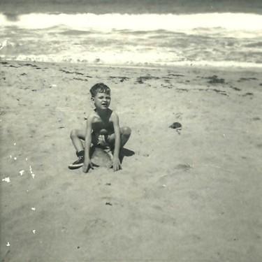 En la playa de Lutece