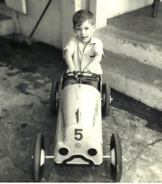 Con mi primer carrito