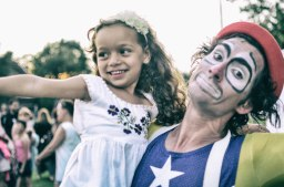 sarah and the clown (1 of 1)