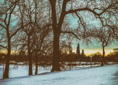 Humboldt Park sledding hill